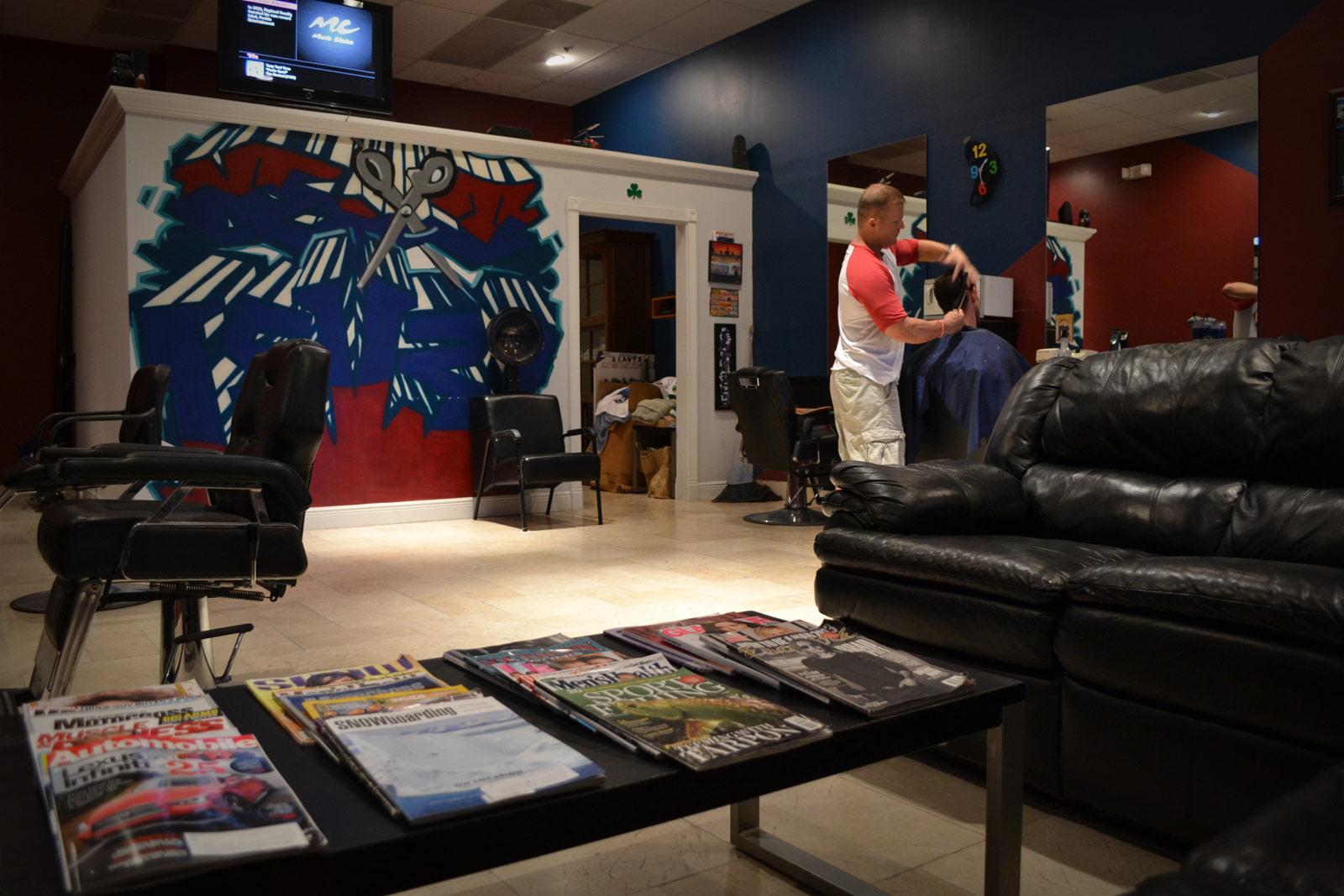 The Next Level Mens Haircuts And Shaves In Boca Raton